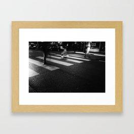 milieu Framed Art Print