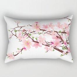 Life is beauy Rectangular Pillow