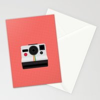 Polaroid One Step Land Camera Stationery Cards
