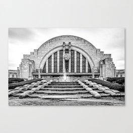 Union Terminal Canvas Print