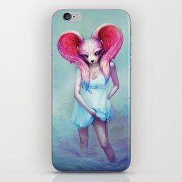 rabbit_1 iPhone Skin
