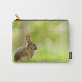The Happy Rabbit Carry-All Pouch