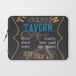 Touchdown Tavern Laptop Sleeve