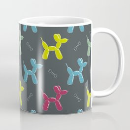 Dog balloon animal pattern Coffee Mug