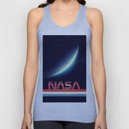 NASA Earthrise Unisex Tank Top