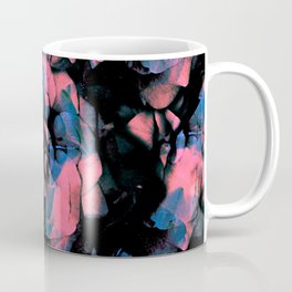 Flash Roses | Pink Roses, Blue Roses, Real Flowers, Rose Petals, Punk Rock, Floral, Botanical Coffee Mug