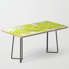 Contours Coffee Table