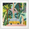 Jungle Camper by amberstextiles