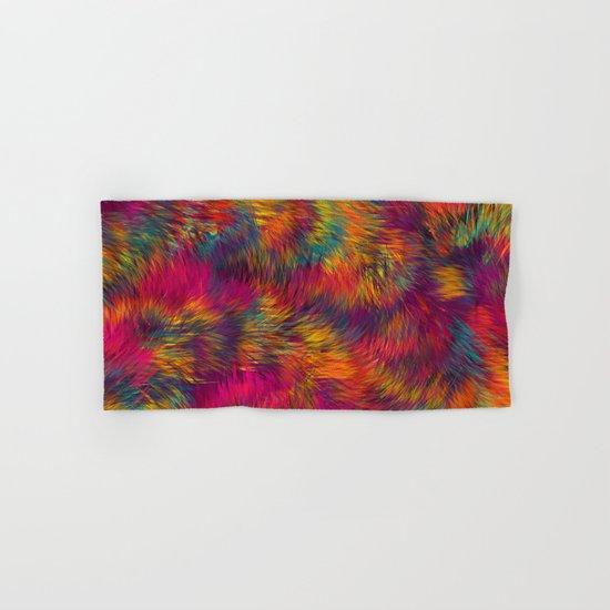 Rainbow Cuddles 08 Hand & Bath Towel