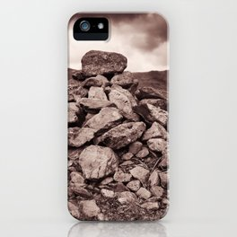 Others have been here before iPhone Case