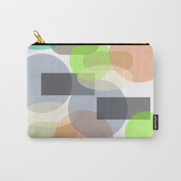 Abstract geometric background  #society6 #decor #buyart #artprint Carry-All Pouch