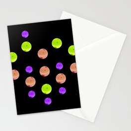 Equip: Citric Acid molecule Stationery Cards