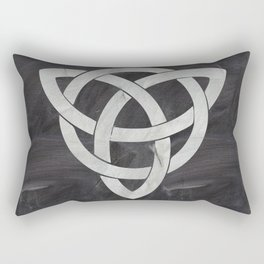 Celtic knot Rectangular Pillow