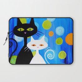Fancy Cats Laptop Sleeve