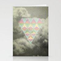 diamond Stationery Cards featuring Diamond by Metron