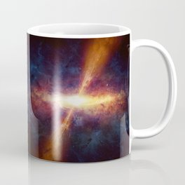 Quasar Coffee Mug