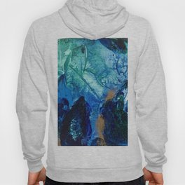 Sea Leaves, Tiny World Collection Hoody