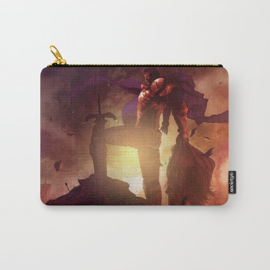 Luca Blight the Beast of Suikoden II Carry-All Pouch