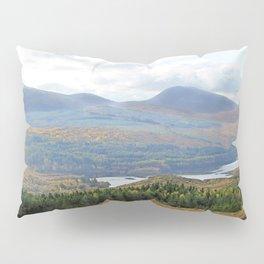 Scottish landscape Pillow Sham