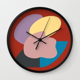 Into You Wall Clock