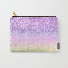 Unicorn Girls Glitter #4 #shiny #decor #art #society6 Carry-All Pouch