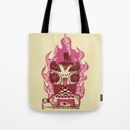 Good to the Last Drop - Owl Tote Bag