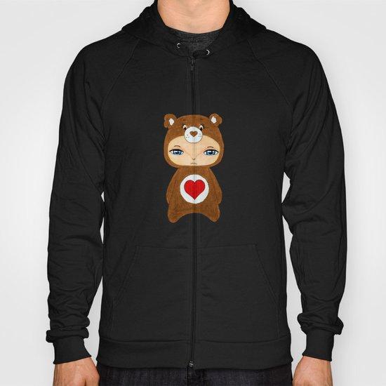 A Boy - Tenderheart Bear Hoody