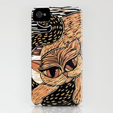 Ying-Yang cats iPhone (4, 4s) Slim Case