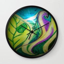 Le gardien de paix Wall Clock