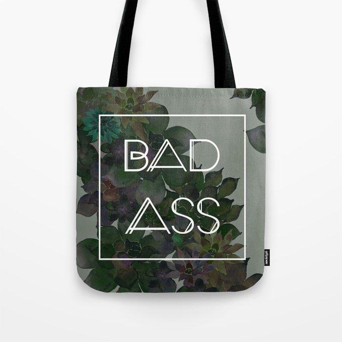 BADASS Tote Bag