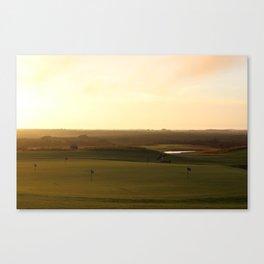 Sankaty Head Golf Club Canvas Print