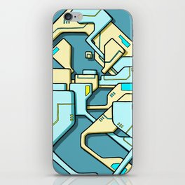 Caffiend iPhone Skin