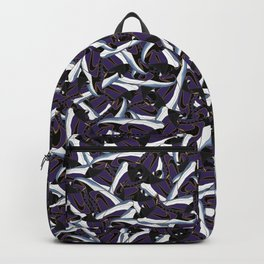 """KB 5 ProTro """"5x Champ"""" Sneaker Collage Print Backpack"""