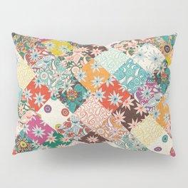 sarilmak patchwork Pillow Sham