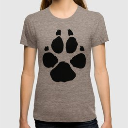 Brushy Paw T-shirt