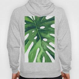 Monstera Leaf Hoodie