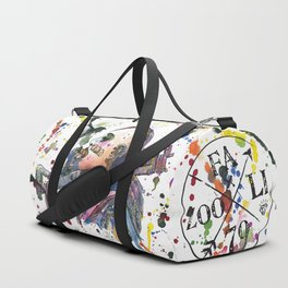 Tank Girl Duffle Bag