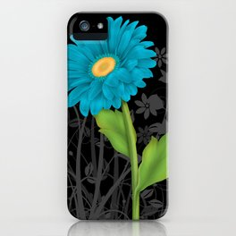 Gerbera Daisy #5 iPhone Case
