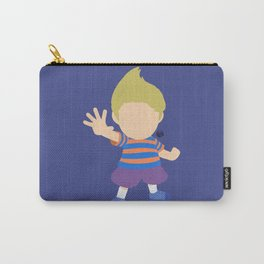 Lucas(Smash)Blue Carry-All Pouch