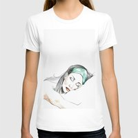 sleeping beauty T-shirts featuring Sleeping Beauty by Judit Mallol