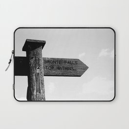 The Quiet Earth - Original Photographic Art Laptop Sleeve