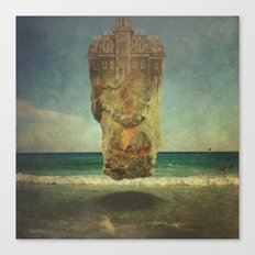 Ode to Magritte Canvas Print