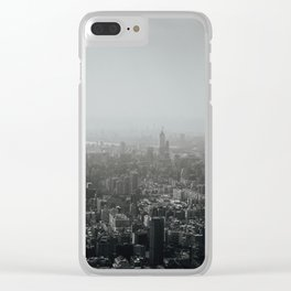 Lasting Effects Clear iPhone Case