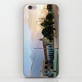 The Streets of Varadero iPhone Skin