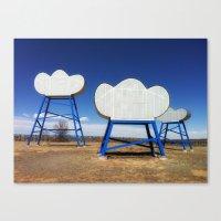 denver Canvas Prints featuring Denver by john faison