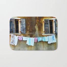 Clothes Drying Bath Mat