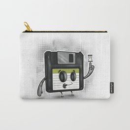 Floppy Disc Dave Carry-All Pouch