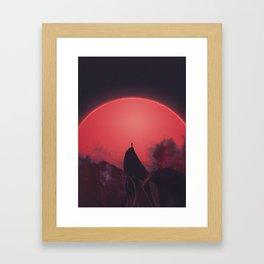 Abaddon Framed Art Print