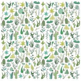Art Print - green nature - franciscomffonseca