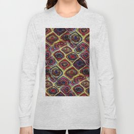 Crochet Long Sleeve T-shirt